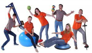 Team fysiotherapie